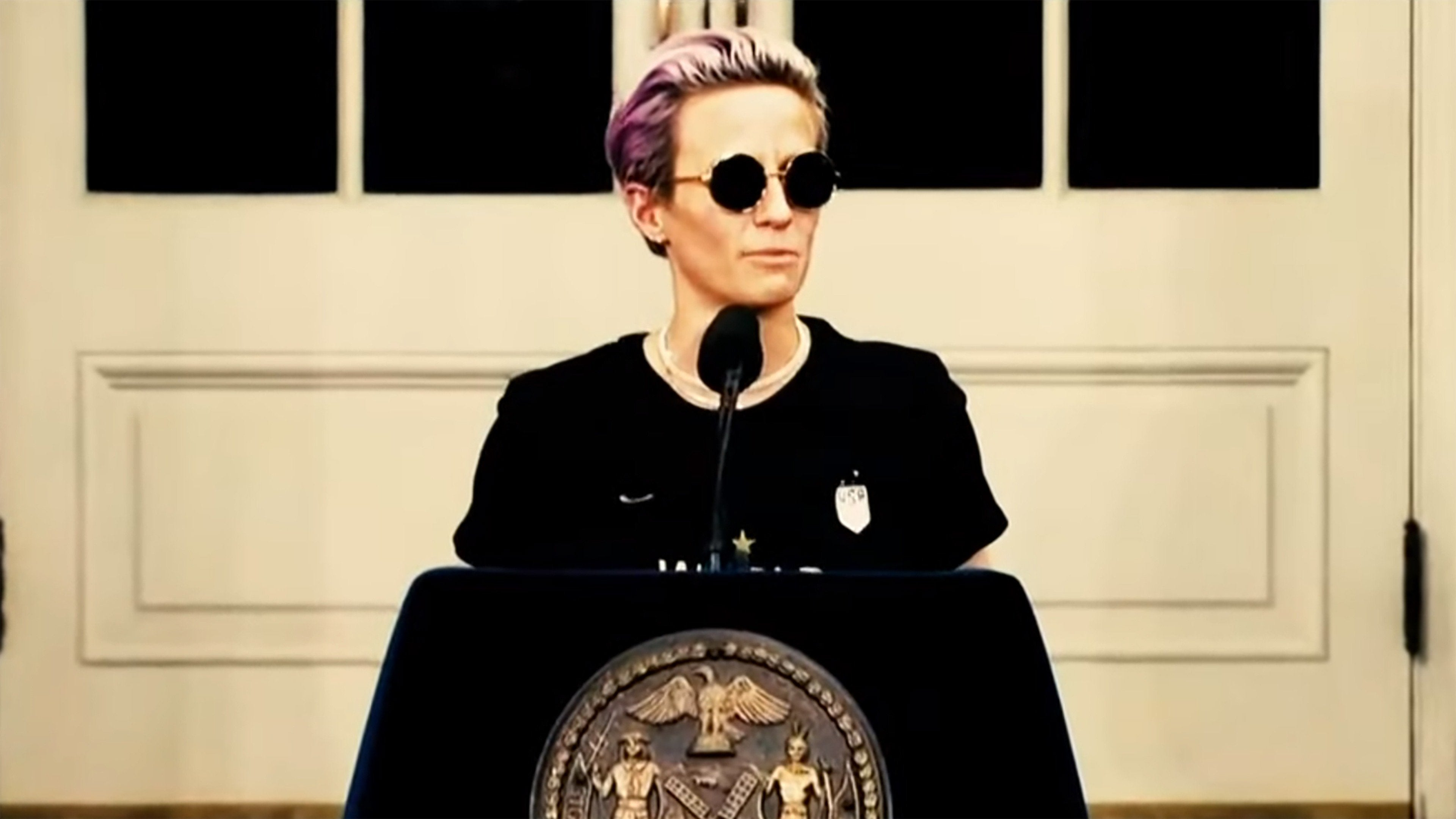 Megan Rapinoe: The US Soccer Star Who Spoke Out
