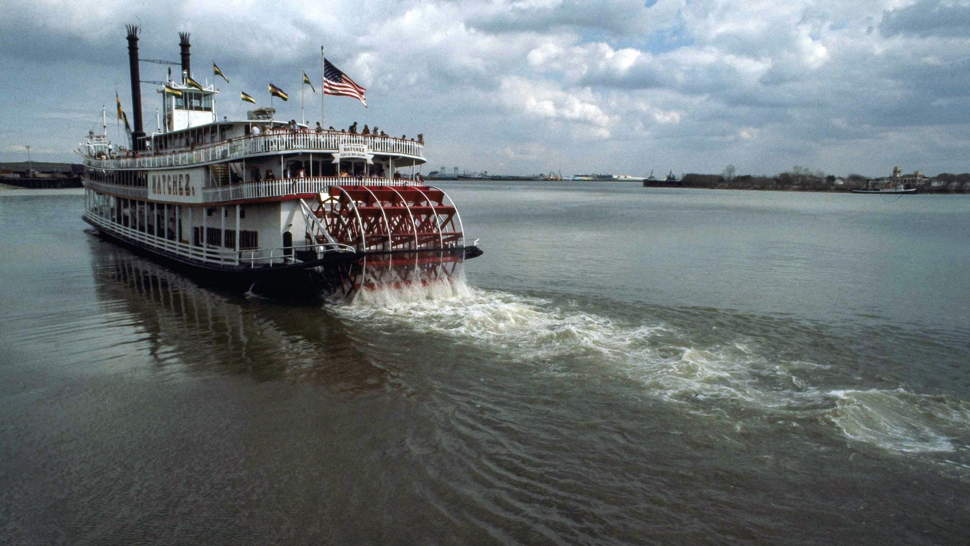 Mystery on the Mississippi