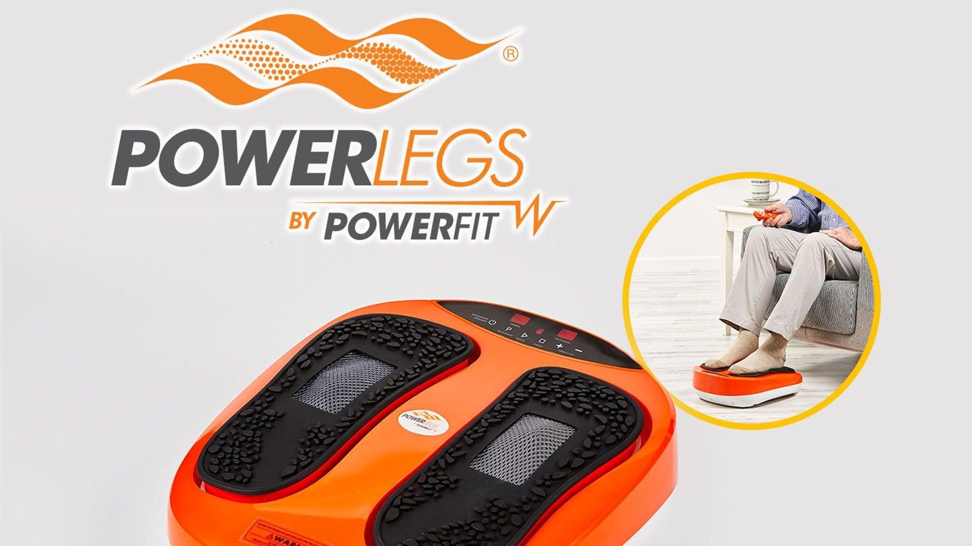 Reinvigorate Your Legs and Feet!