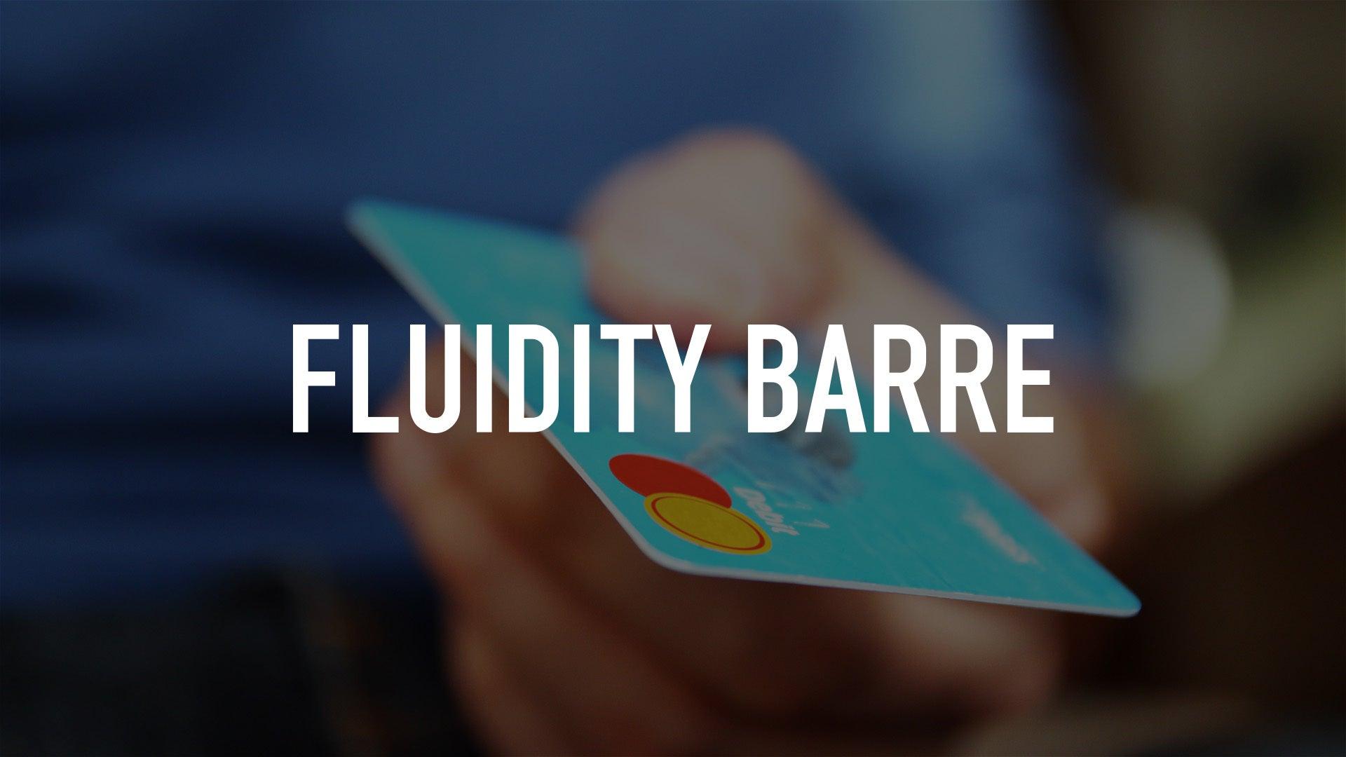 Fluidity Barre