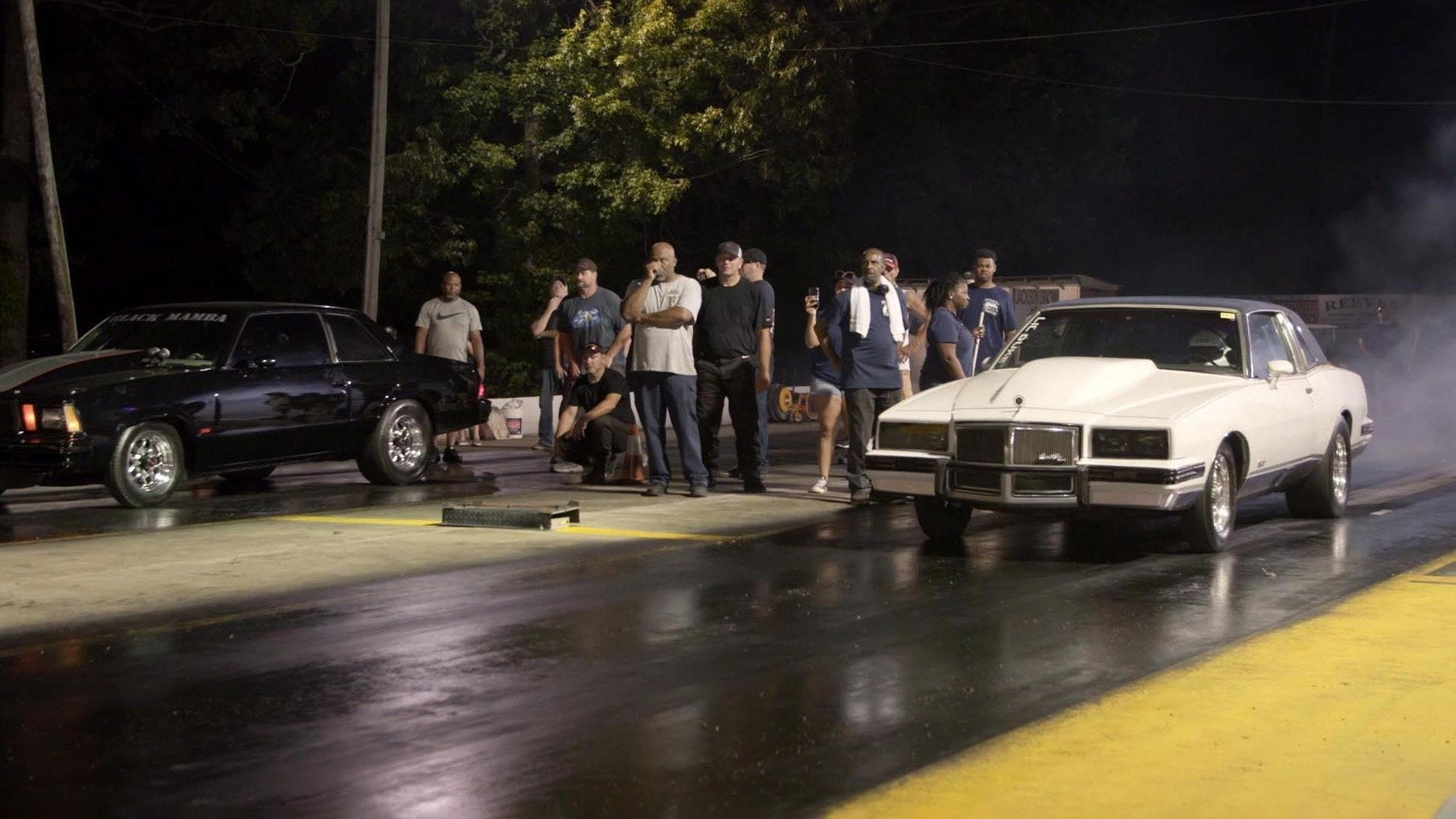 The Fastest Cars In The Dirty South: Outlawed