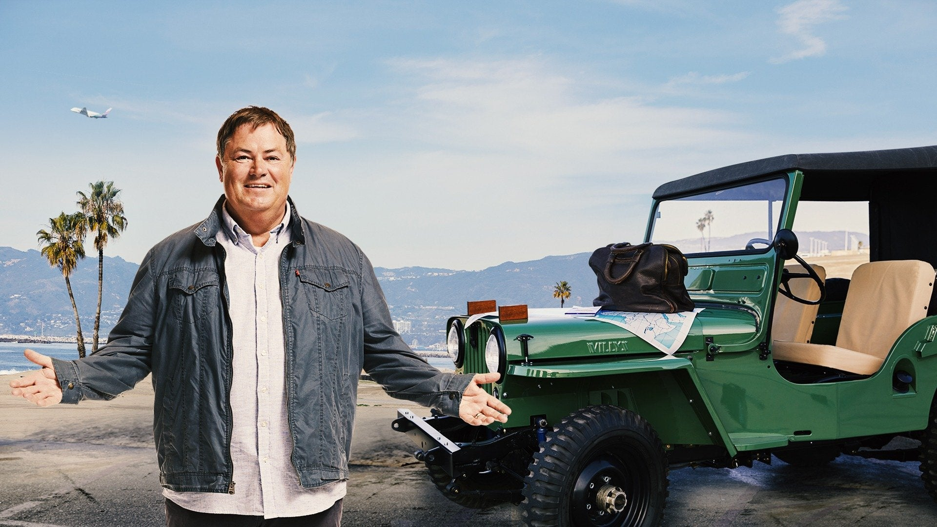 Mike Brewer's World of Cars