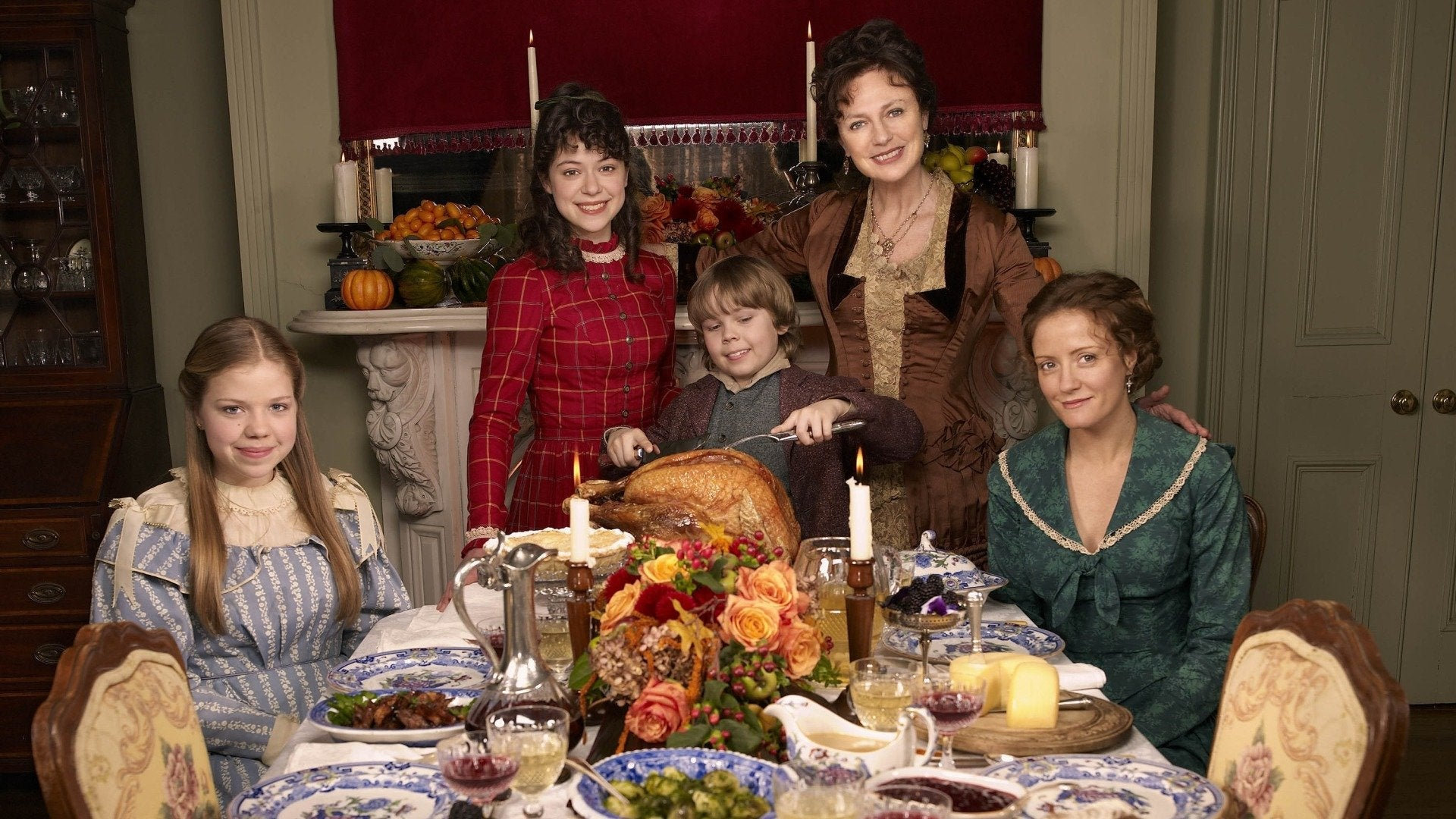An Old Fashioned Thanksgiving