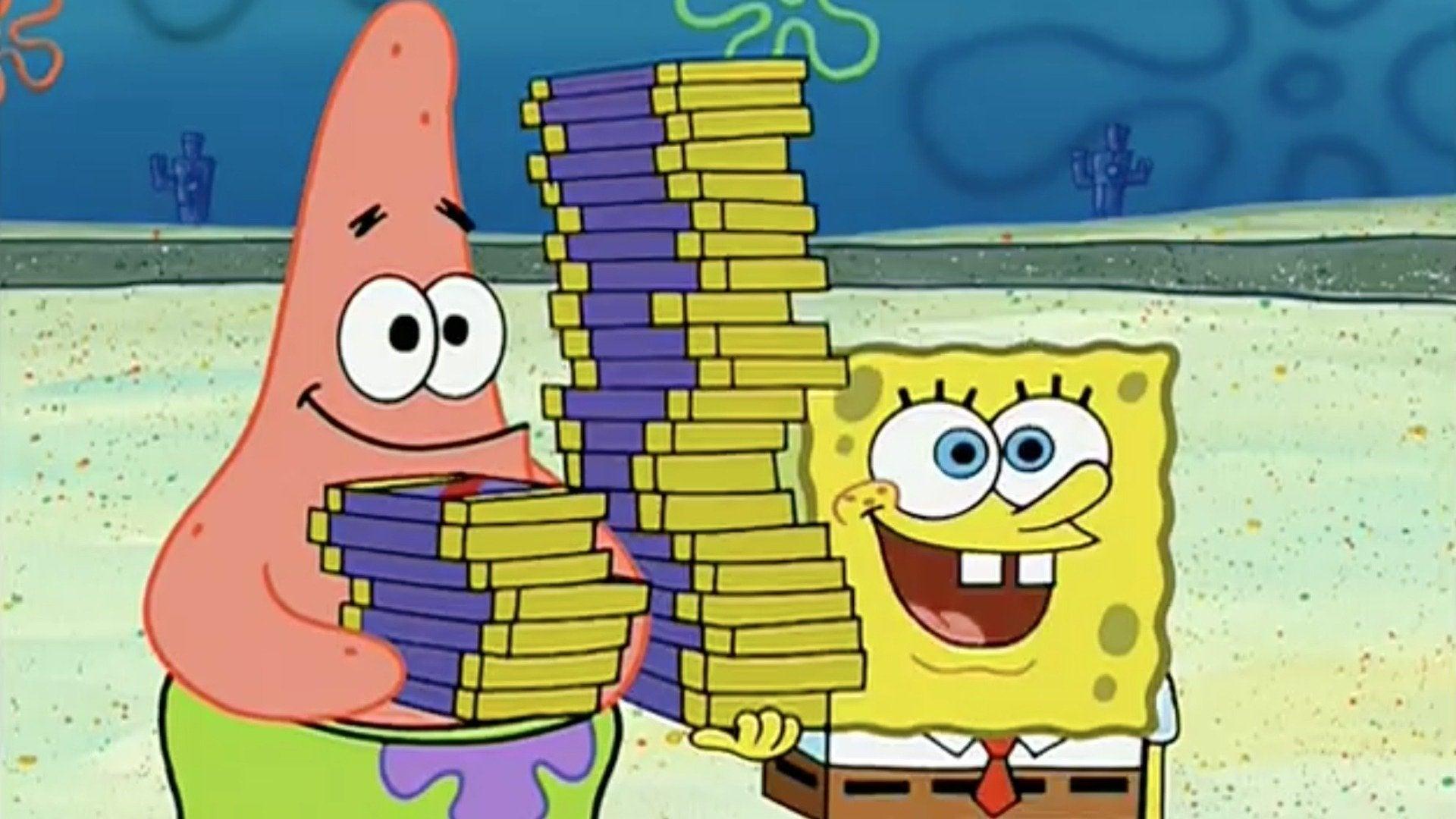 """Inilah beberapa plot twist di """"Spongebob Squarepants"""" yang"""