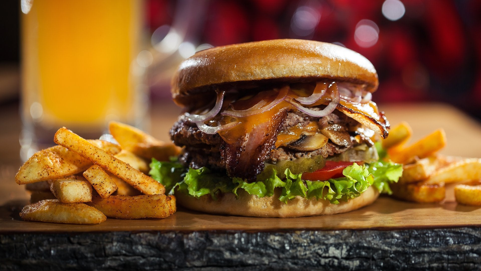 Hamburger Paradise