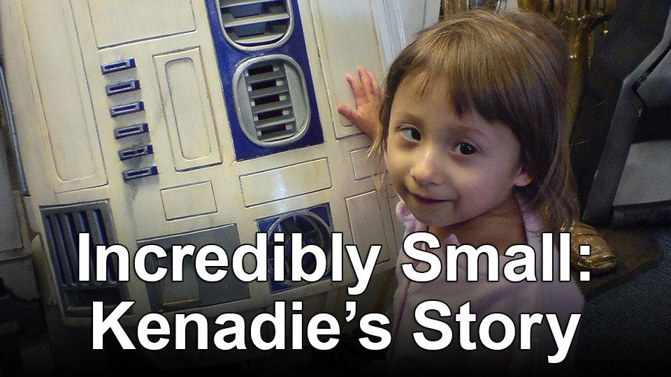 Incredibly Small: Kenadie's Story