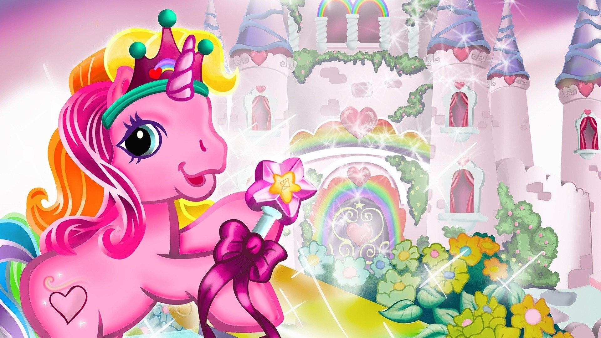 My Little Pony: Runaway Rainbow
