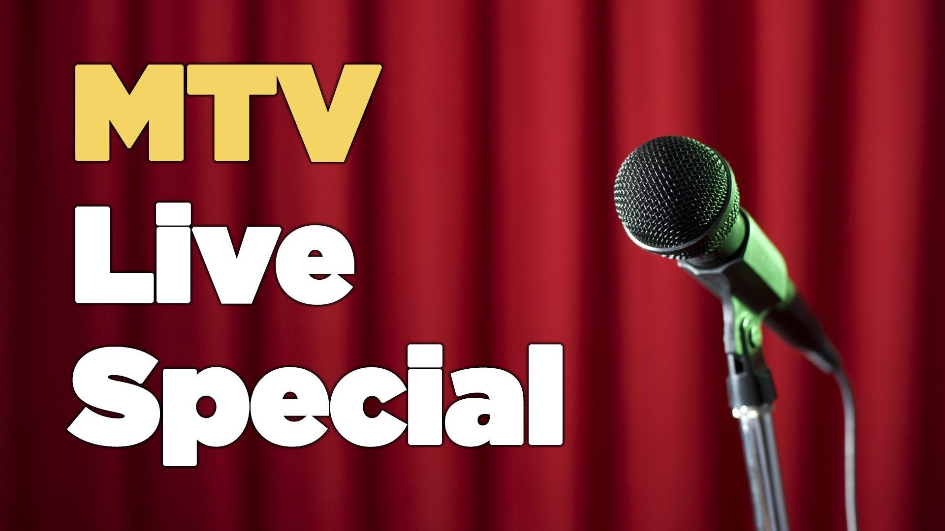 MTV Live Special