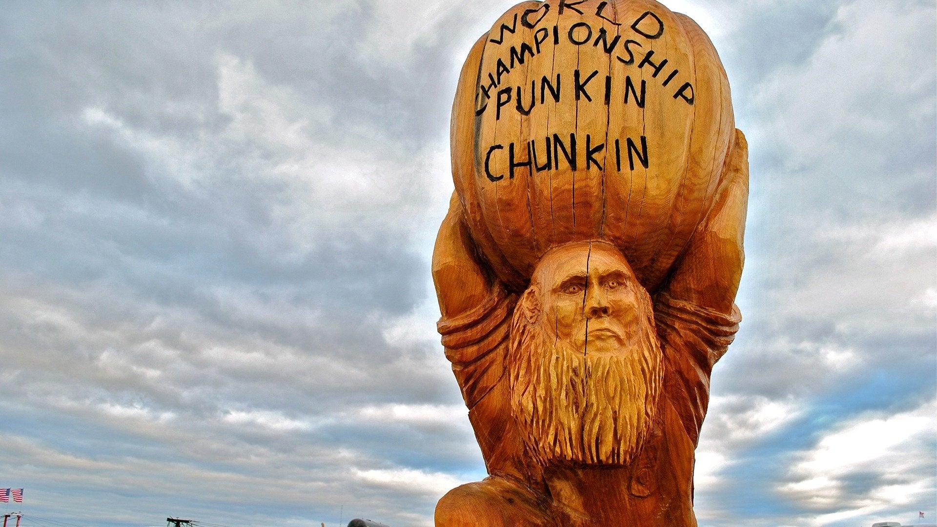 Punkin Chunkin 2008