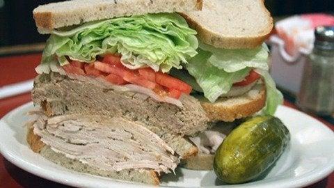 Sandwich Paradise