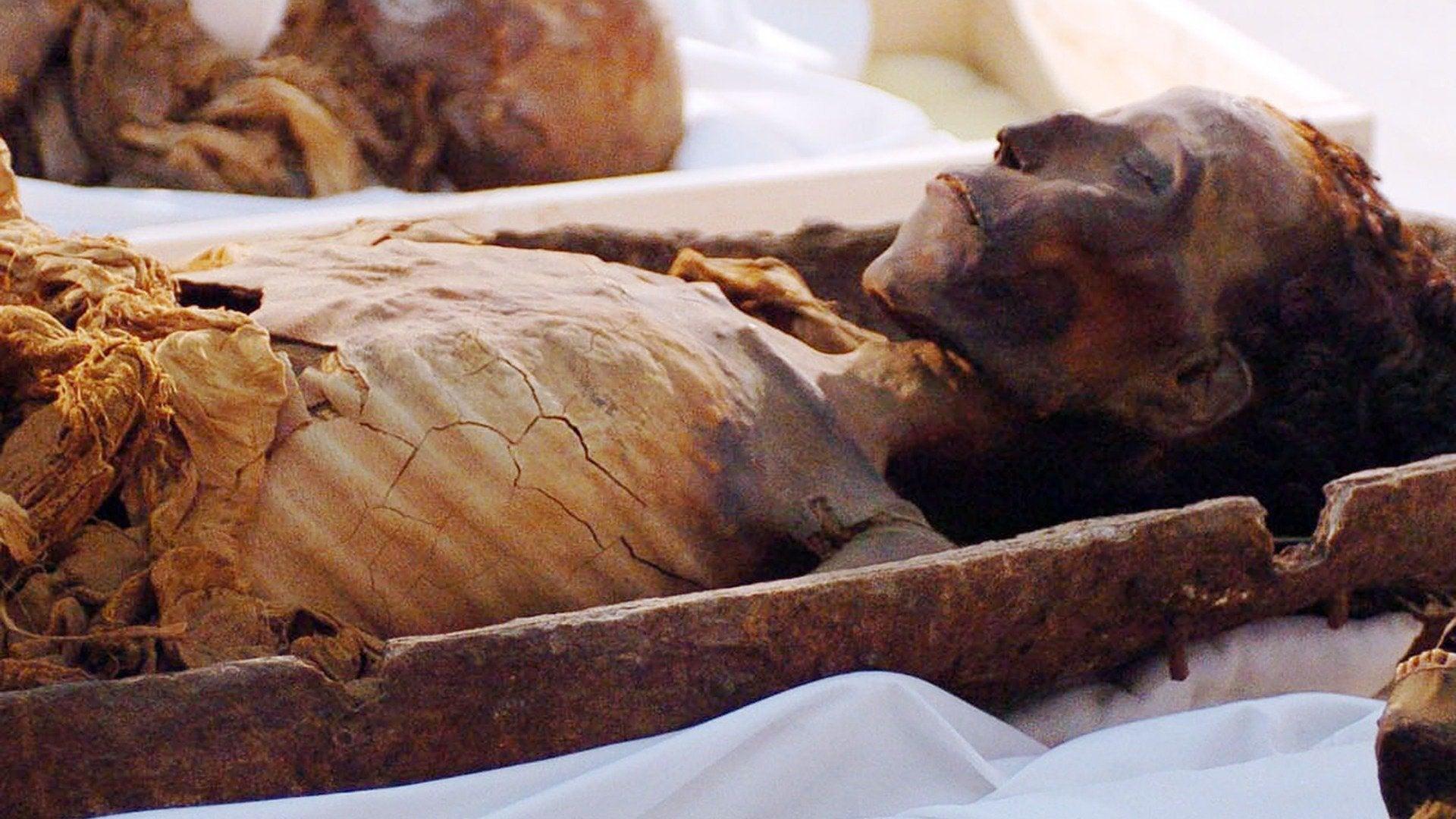 Secrets of Egypt's Lost Queen