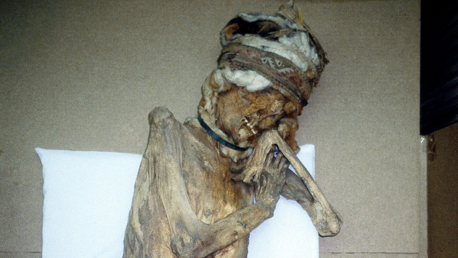 The Mystery of the Alaskan Mummies