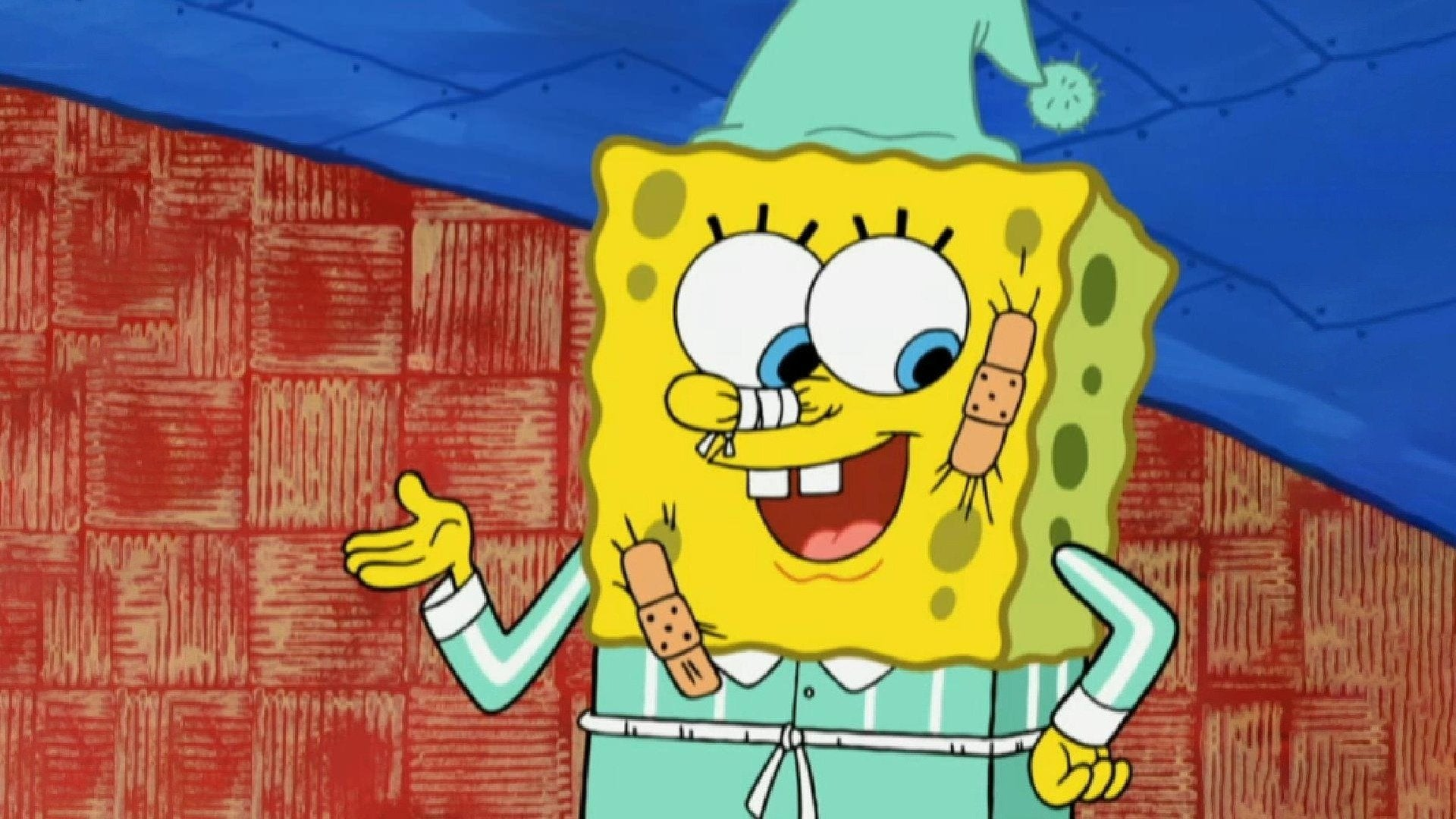 Spongebob Squarepants Pets Or Pests Komputer Overload On Philo