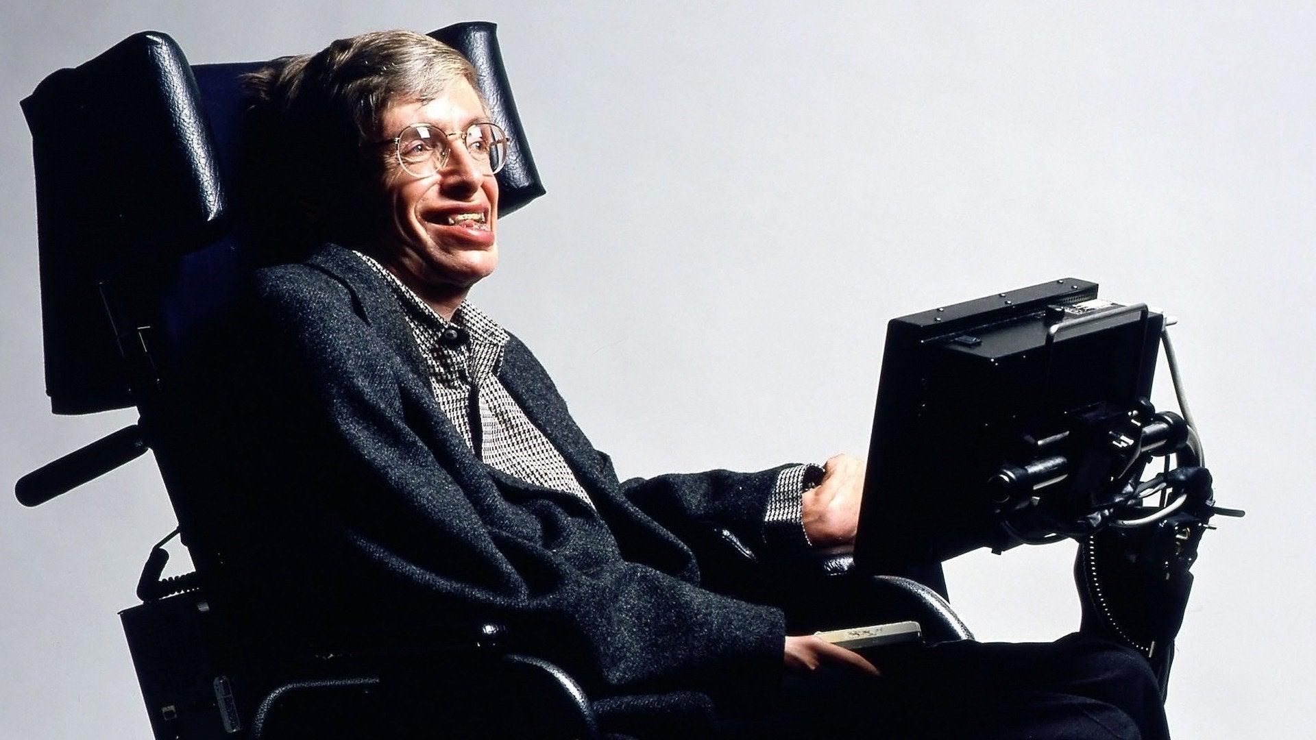 Professor Hawking's Universe