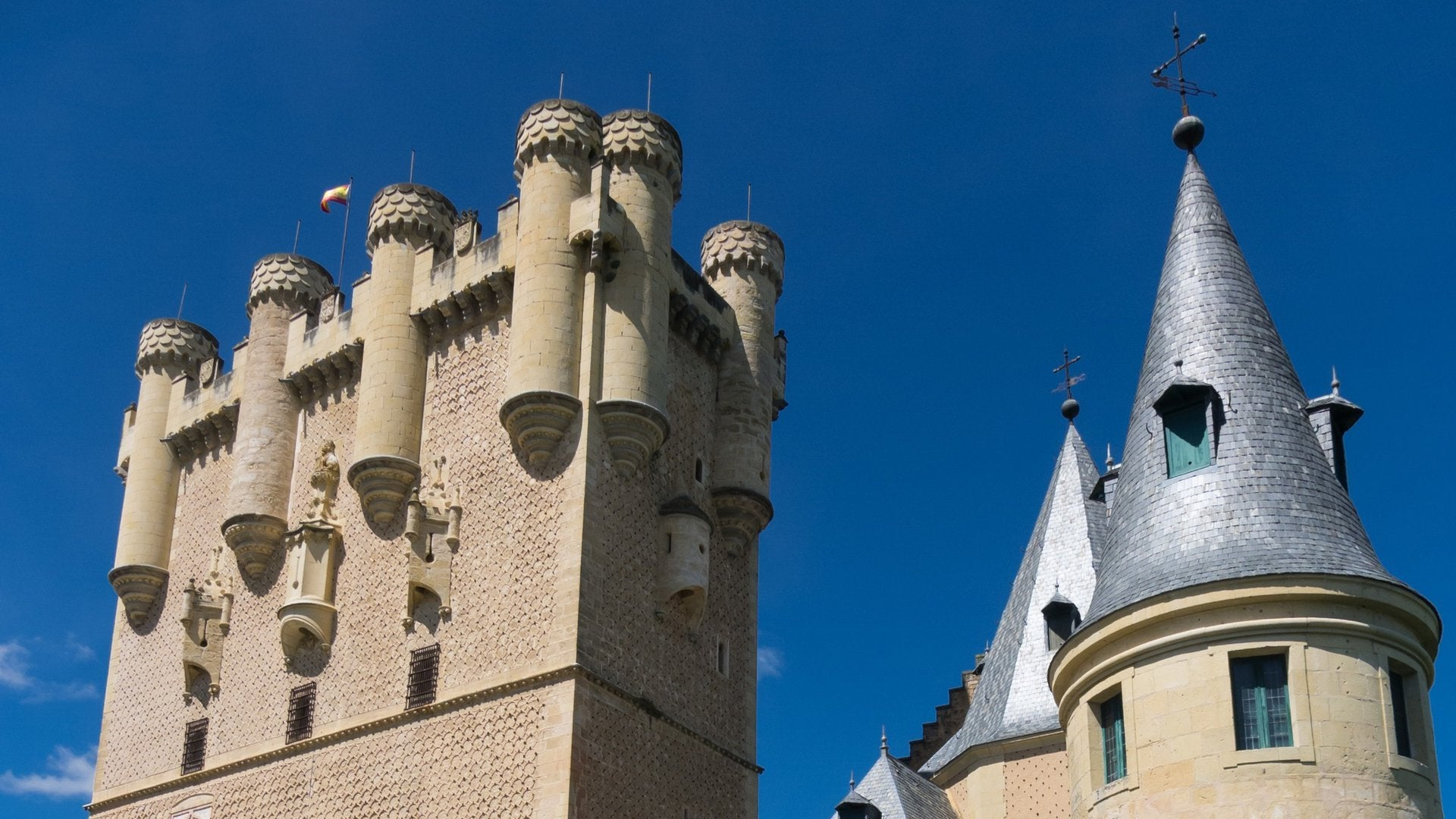 Discoveries Spain: Castles, Cathedrals and Roman Ruins