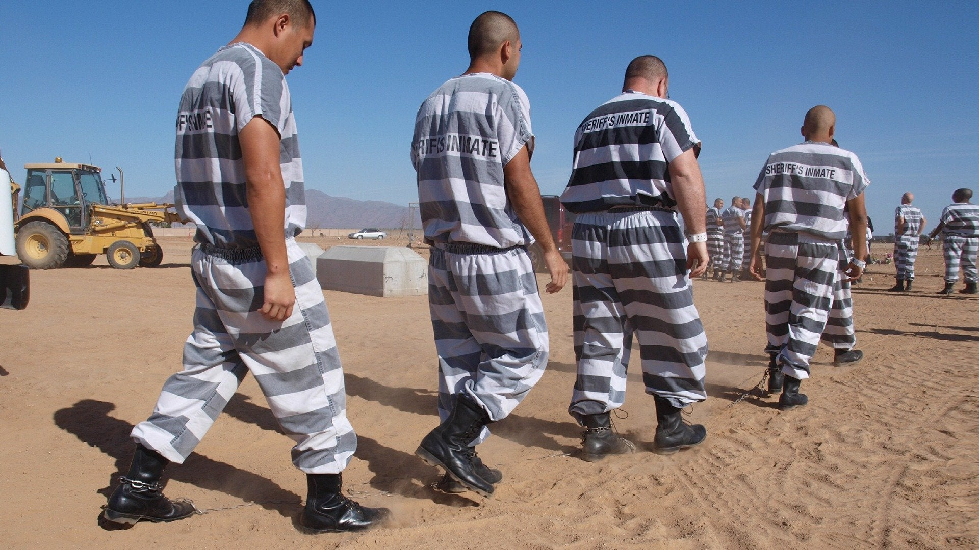 Chain Gang: Maricopa County