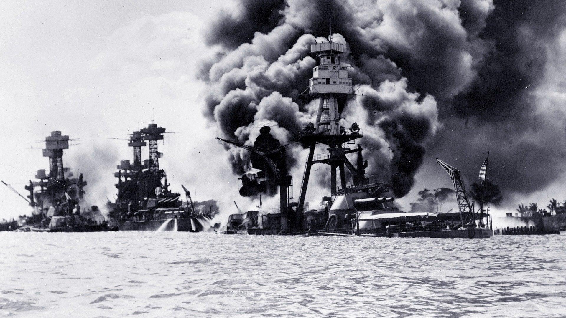 Pacific Secrets: Pearl Harbor