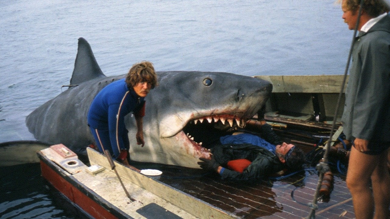 The Inside Story: Jaws