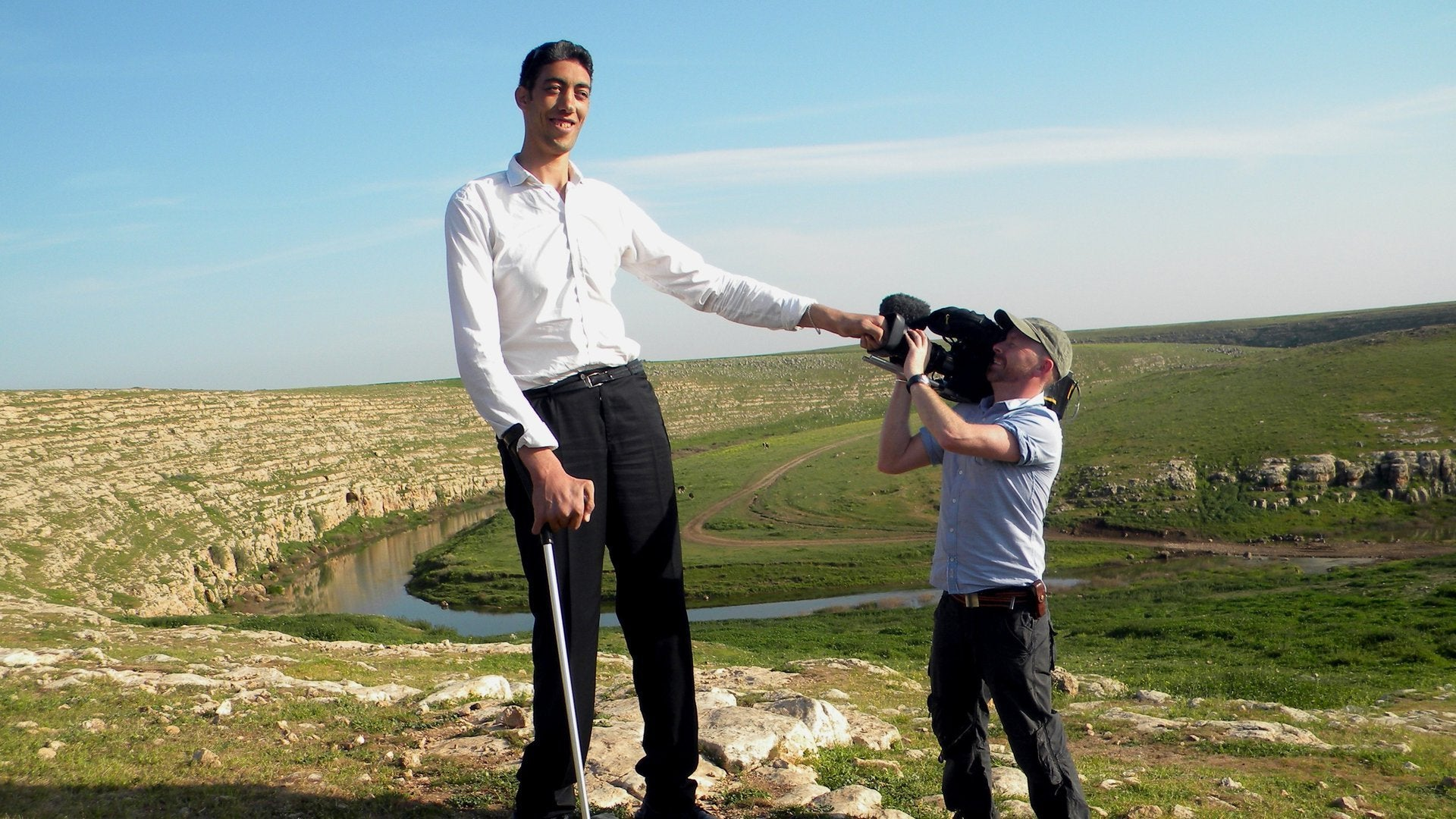 World's Tallest Man: Still Growing