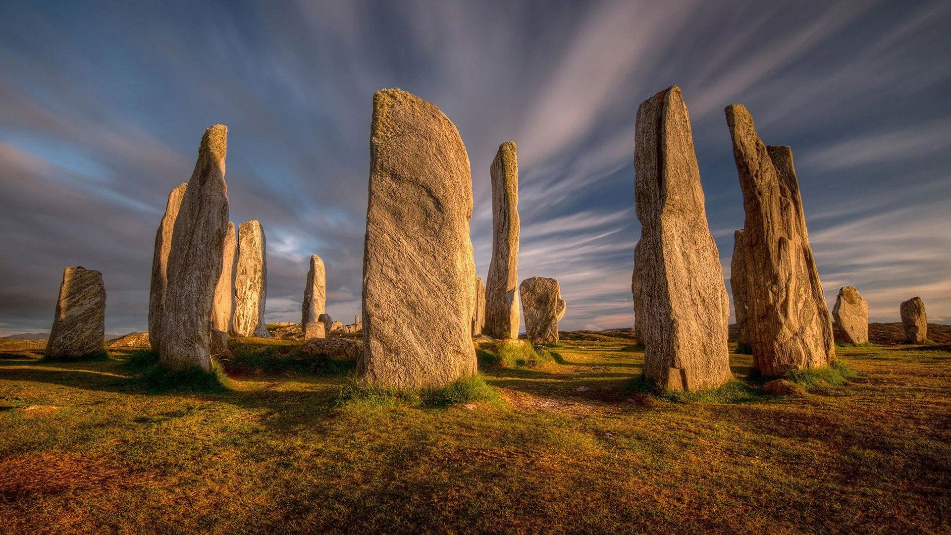 Britain's Wildest Places