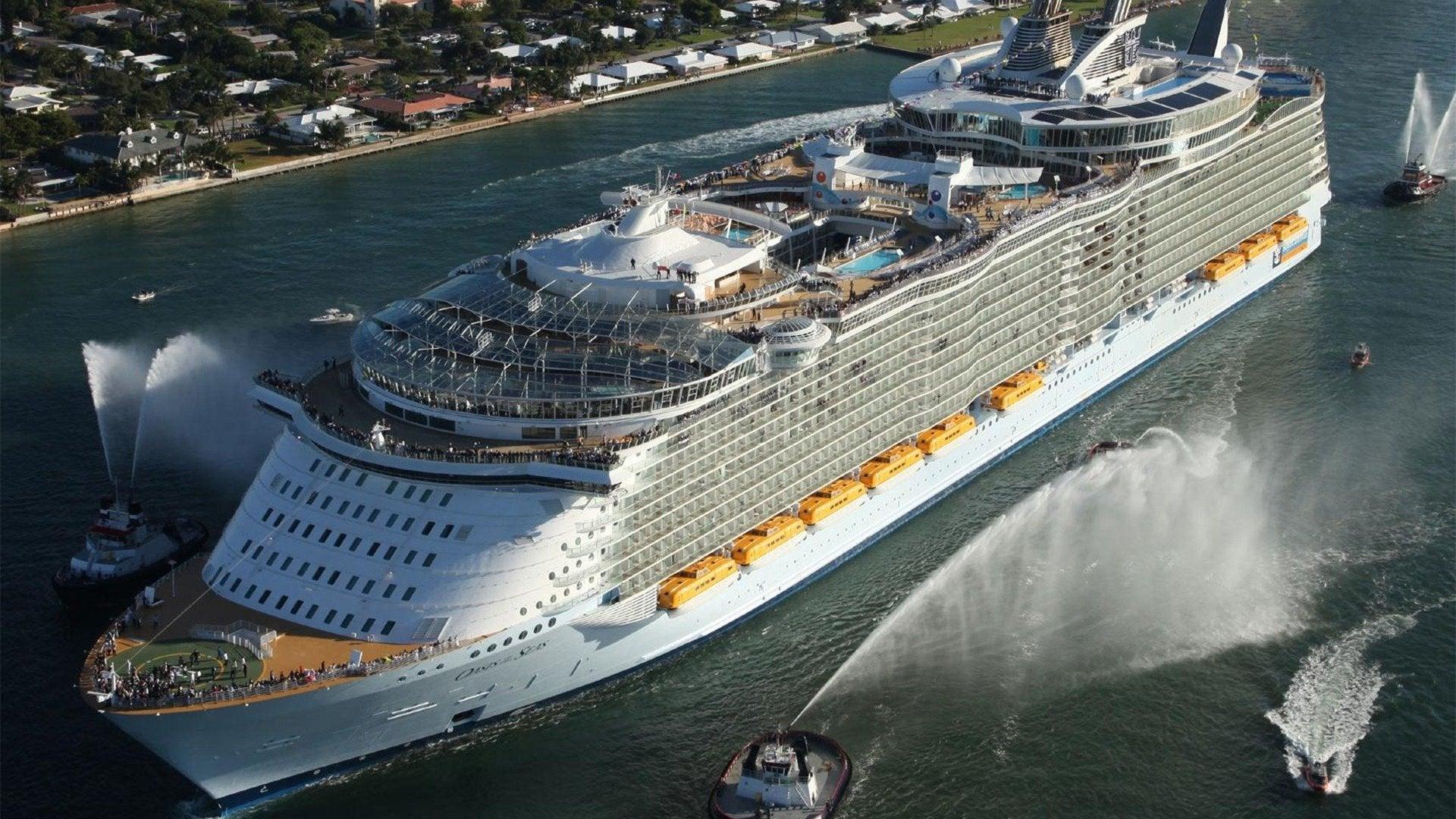 Extreme Cruise Ship