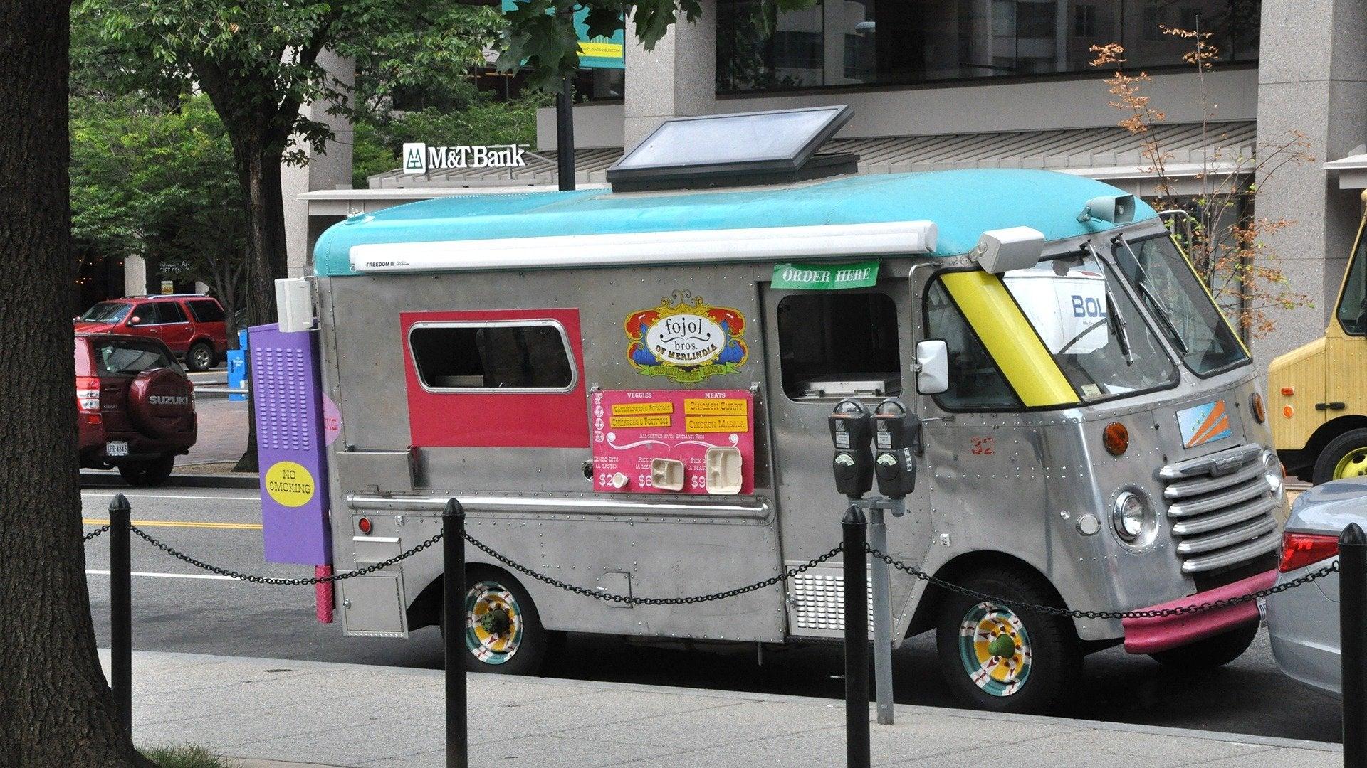 Food Truck Paradise