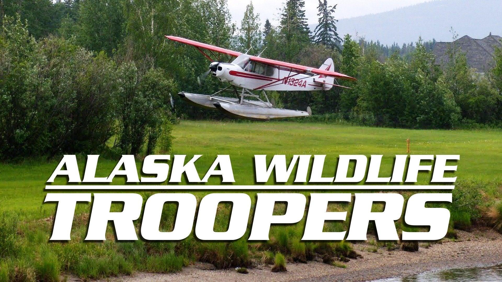 Alaska Wildlife Troopers