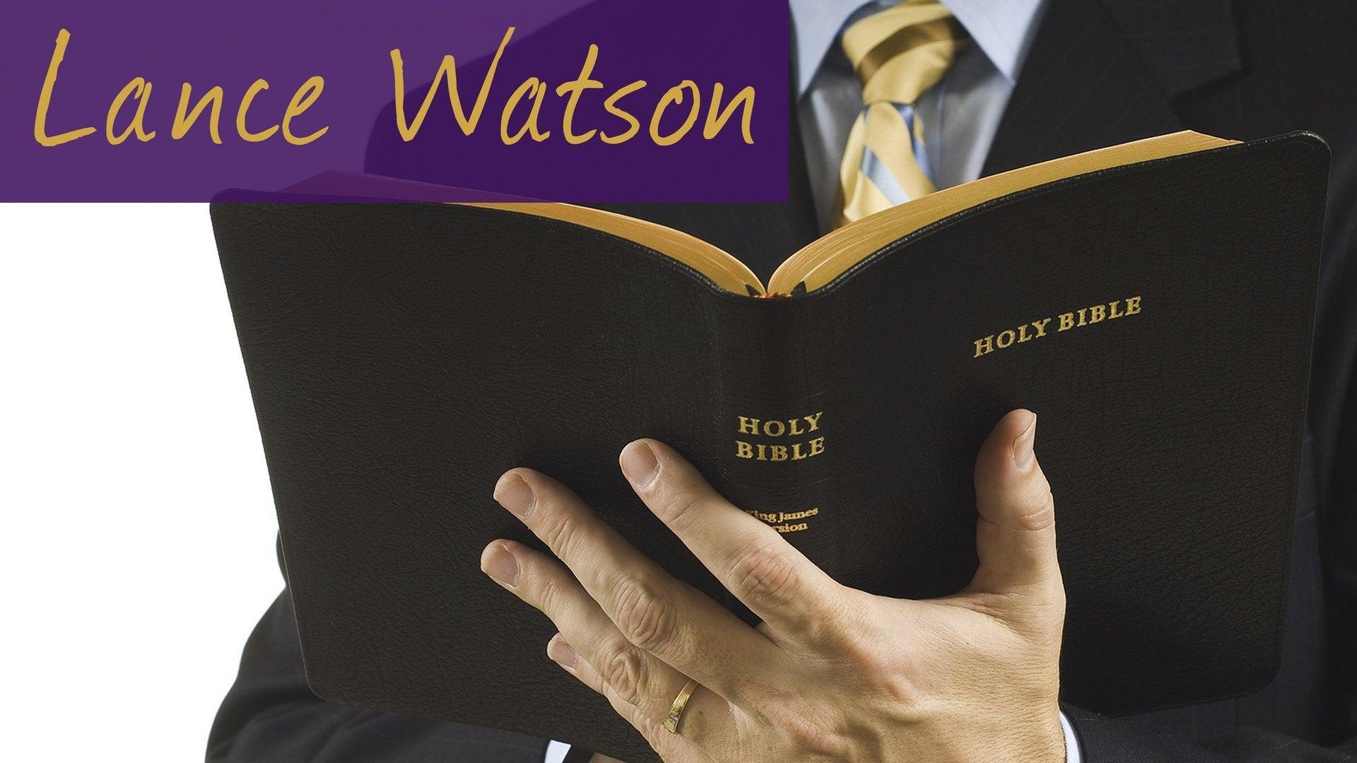 Lance Watson