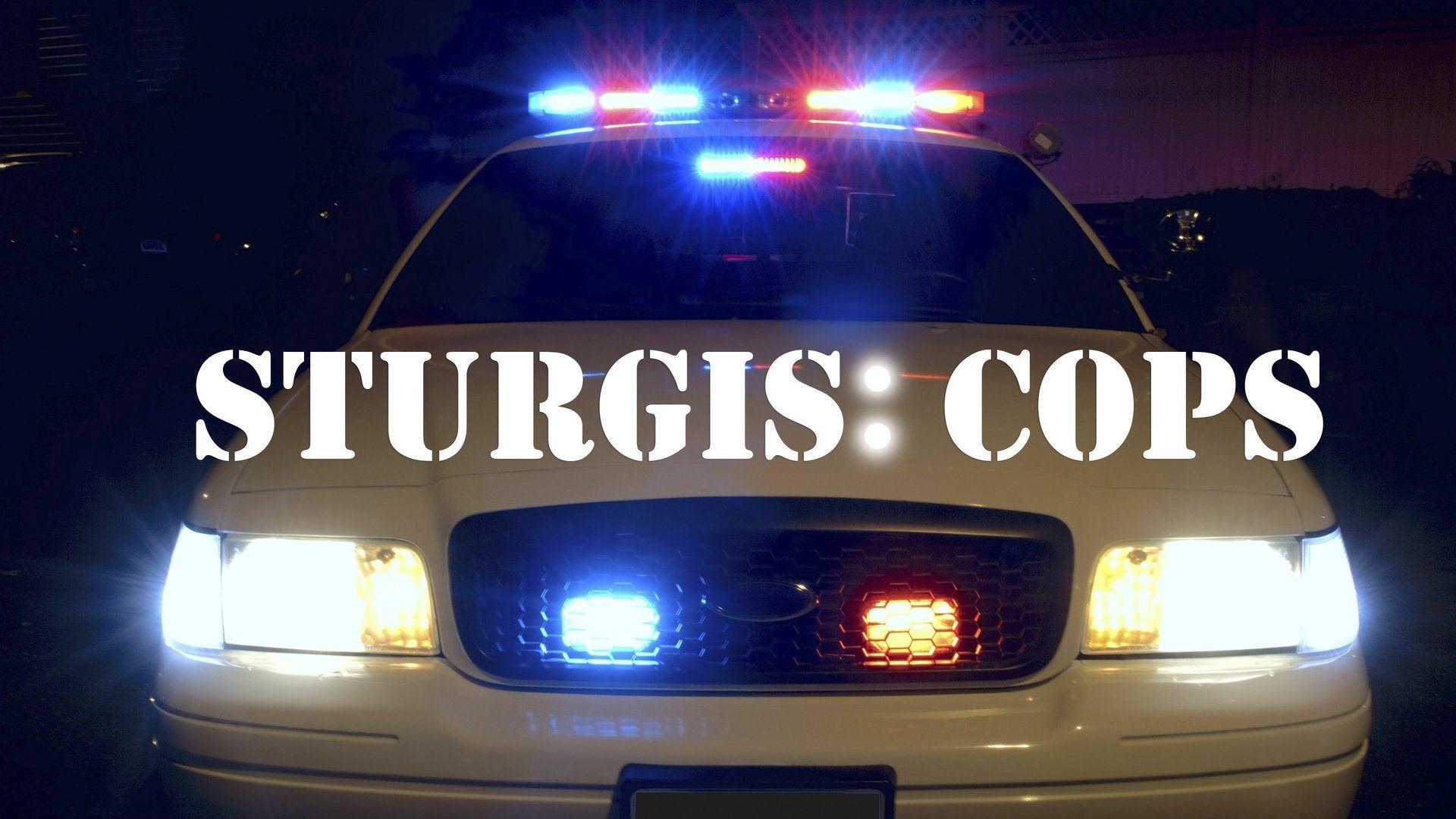 Sturgis: Cops
