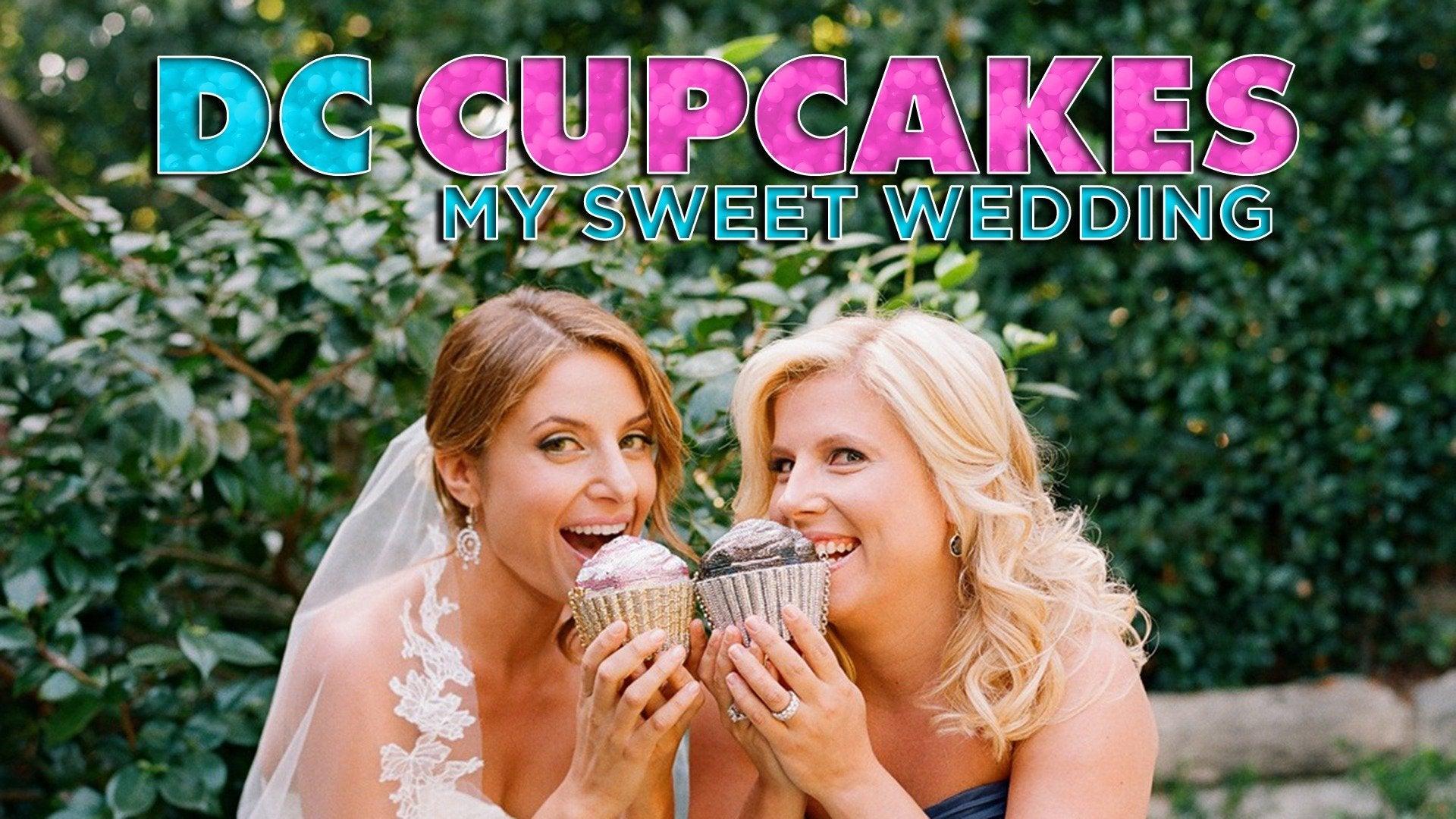 DC Cupcakes: My Sweet Wedding