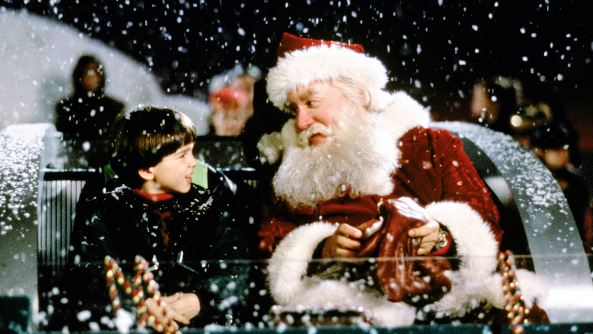 Inside Story: The Santa Clause