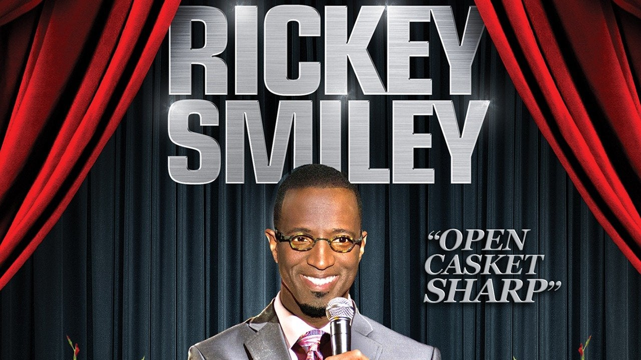 Rickey Smiley: Open Casket Sharp
