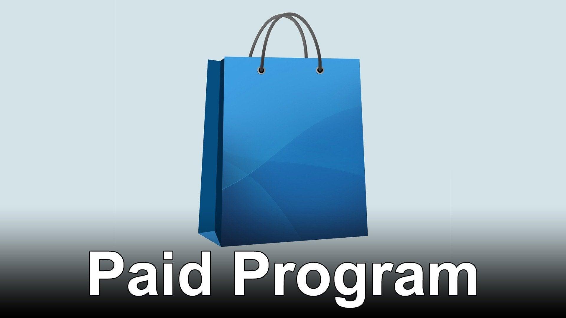 Paid Program