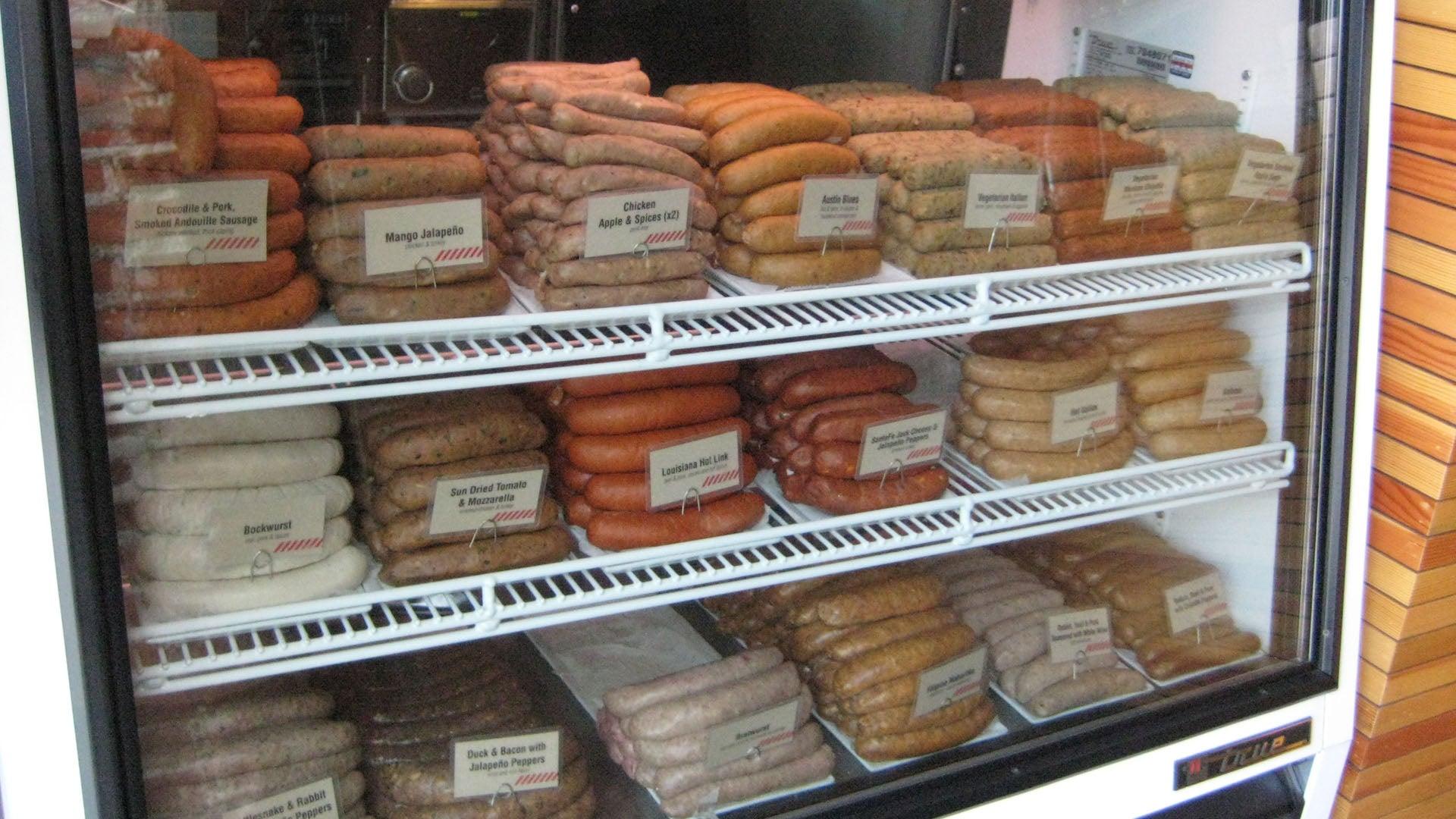 Sausage Paradise