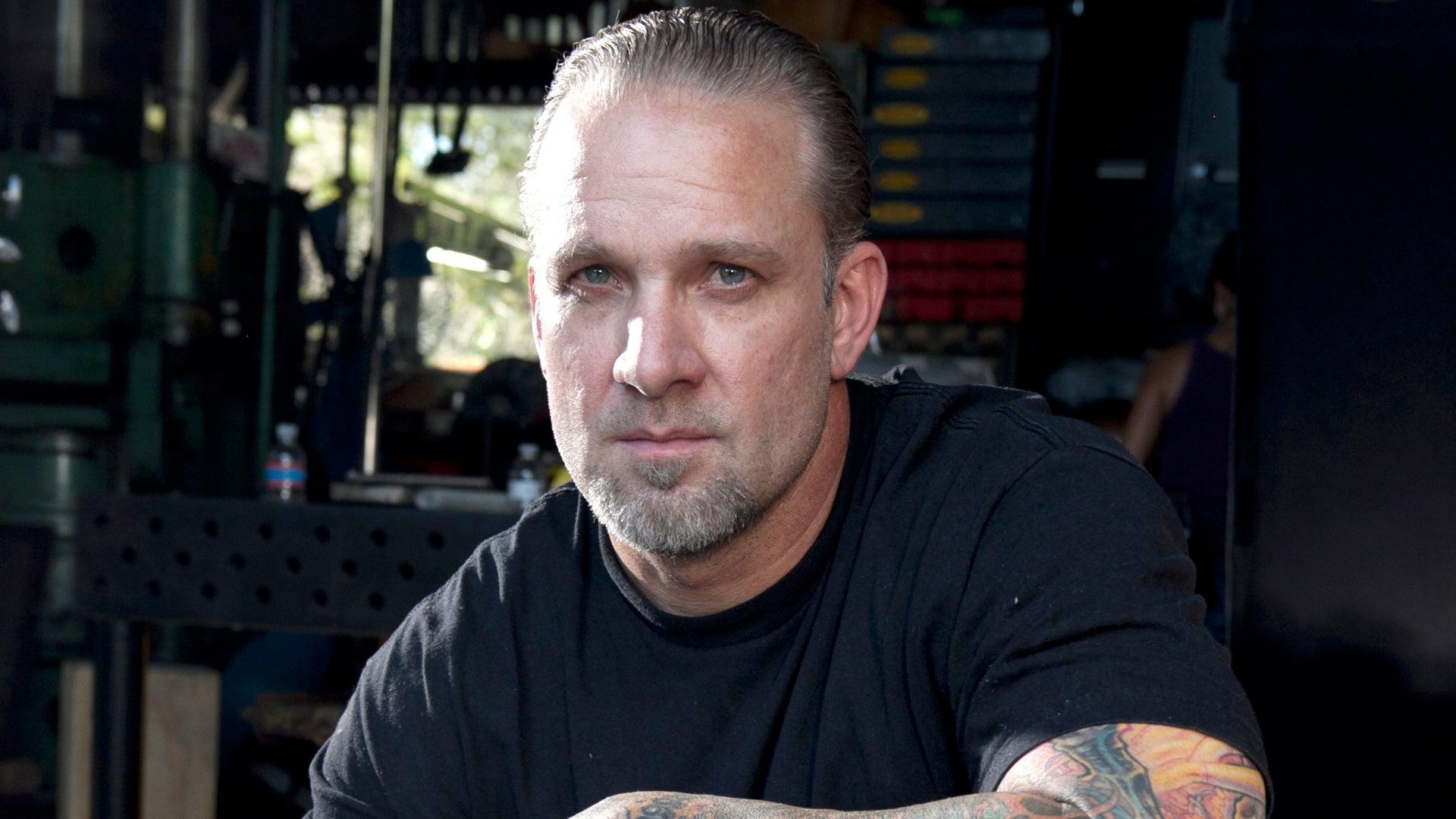 Jesse James: Outlaw Garage: Rebuilt