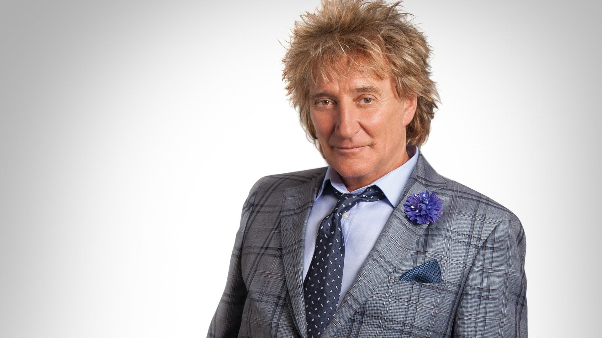 Rod Stewart: Merry Christmas Baby