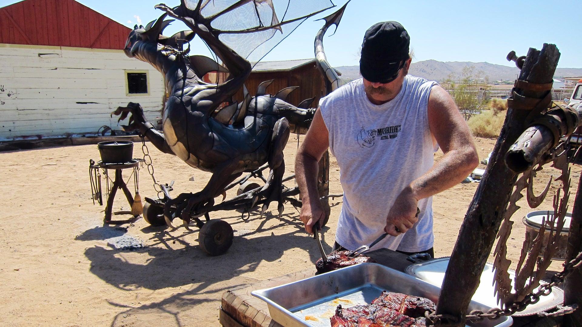 Epic BBQ Pits