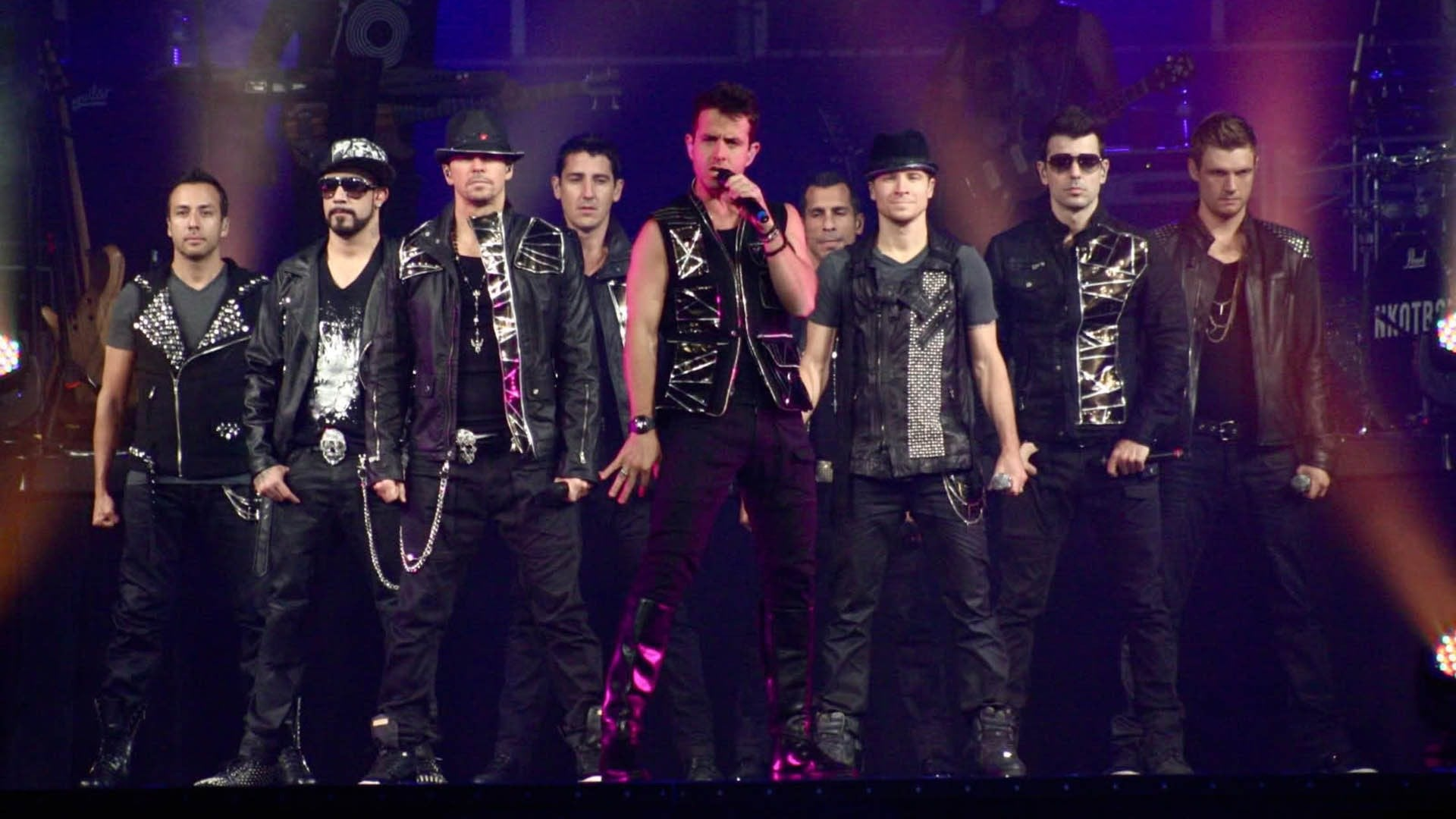 NKOTBSB: Live at the O2 Arena