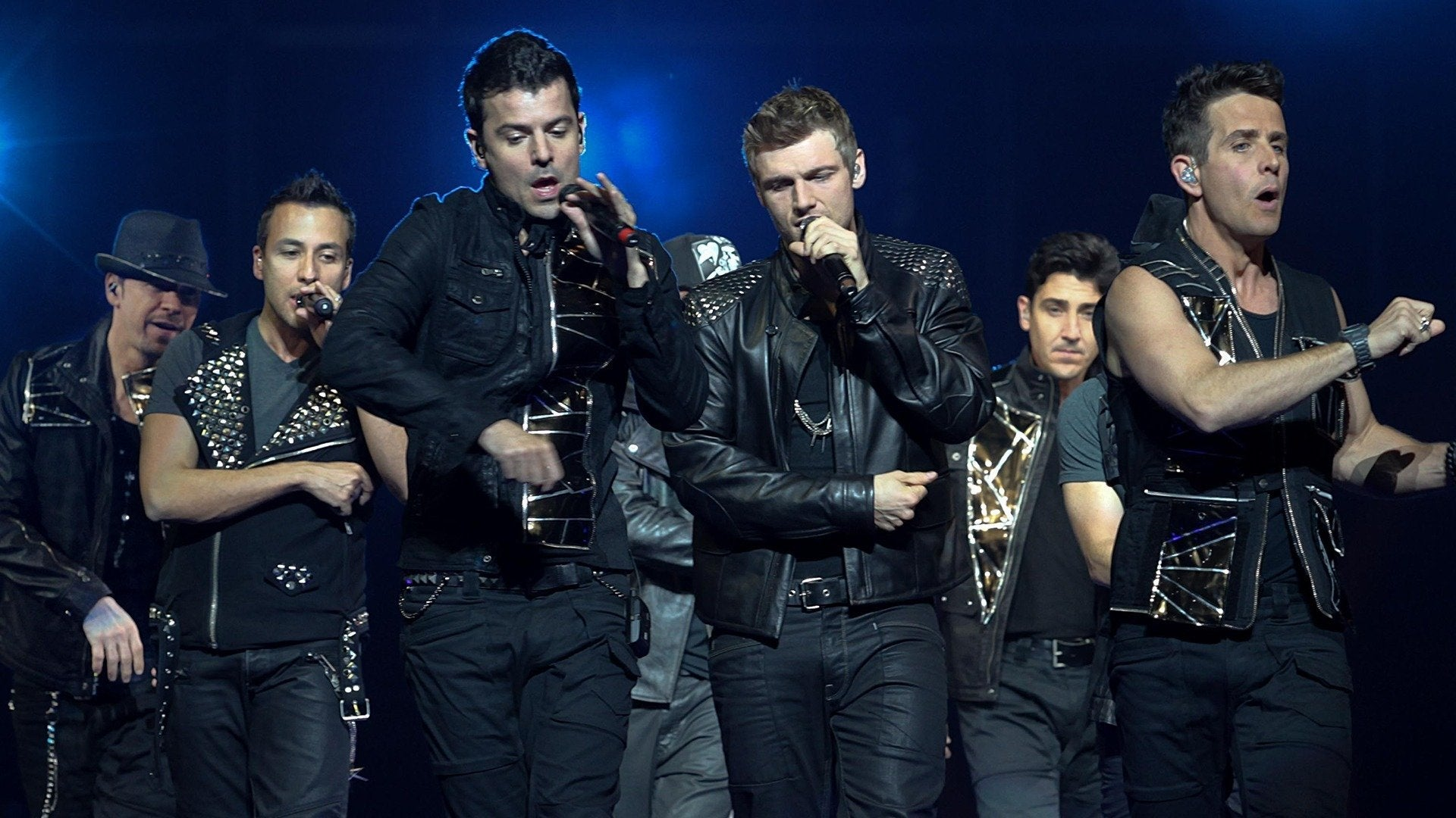 New Kids on the Block & Backstreet Boys: Live From the O2