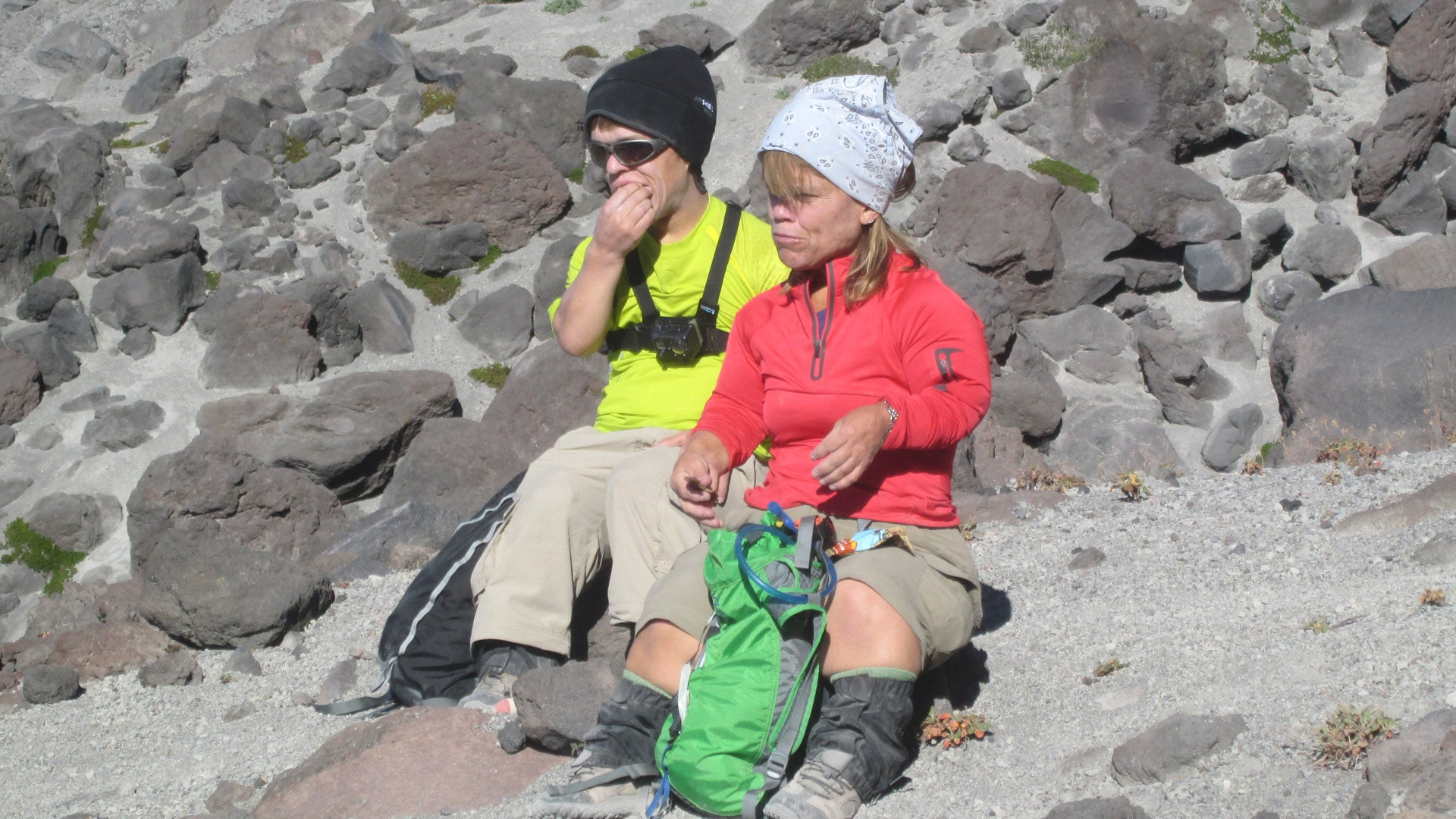 Little People, Big World: Conquering Mount St. Helens
