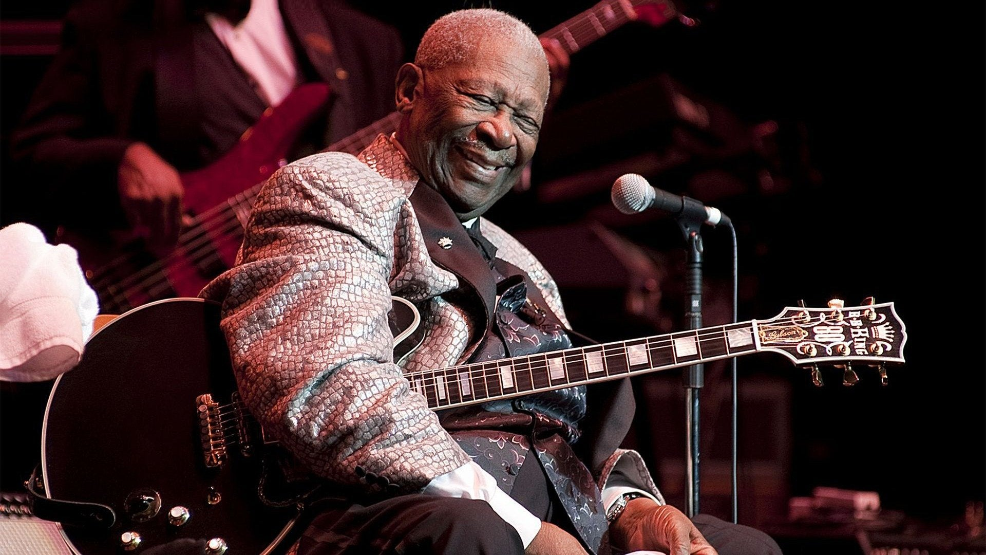 B.B. King With Special Guests Terrence Howard, Richie Sambora and Solange