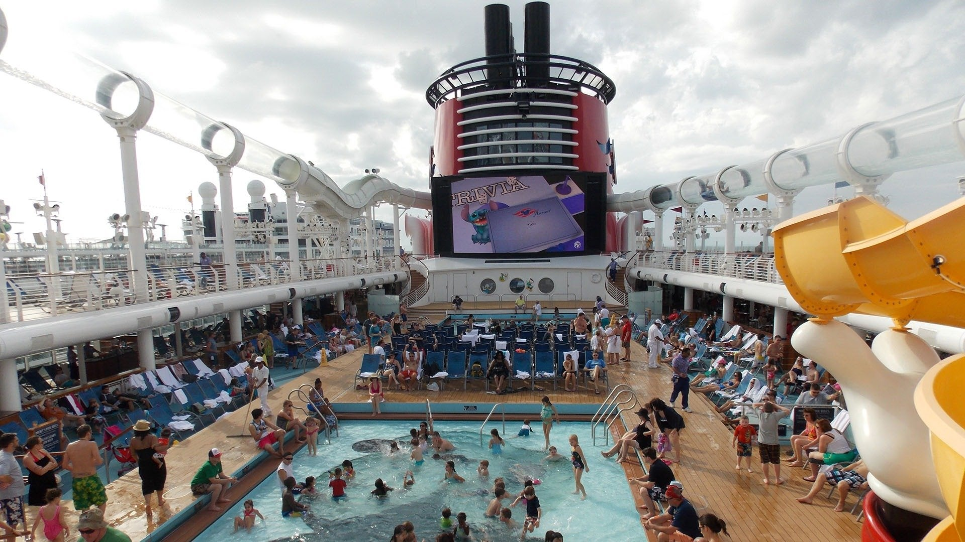 Disney Cruise Line: Behind the Magic